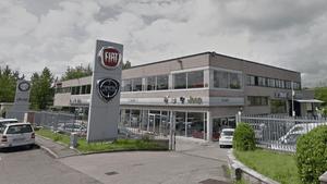 Concessionaria Fiat, Alfa Romeo, Lancia e Fiat Professional a Siena.