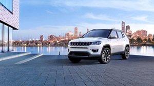 Nuova Jeep Compass: spot 2017
