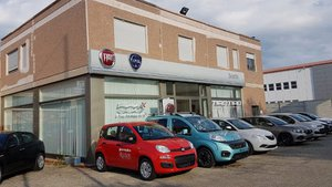Concessionaria Fiat, Alfa Romeo, Lancia, Fiat Professional, Jeep a Rosignano Solvay (Livorno)