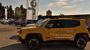Jeep Taste&Drive: ottimo cibo insieme ai motori!