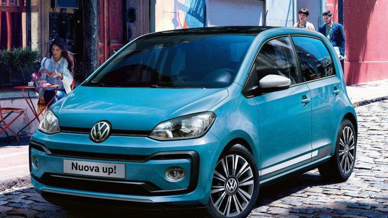 Offerta Nuova Volkswagen Up! - Scotti